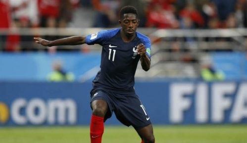 SP: Francuska i Danska remijem u osmini finala 5