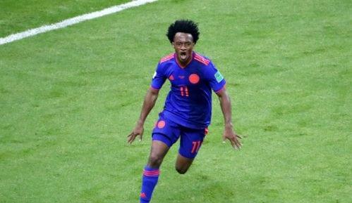 SP: Kolumbija prejaka za Poljsku 4