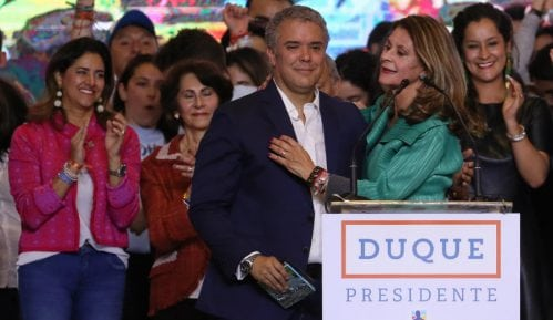 Ivan Duke pobedio na izborima u Kolumbiji 7