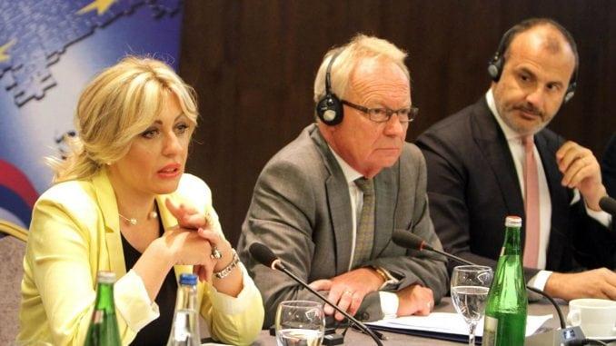 Joksimović: Srbija ostvarila napredak ka članstvu EU 1