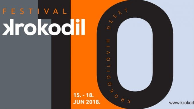 Otvaranje festivala KROKODIL večeras u Kombank dvorani 3