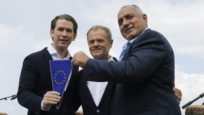 Bugarska predala Austriji predsedavanje EU 1