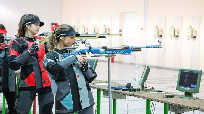 Srpske juniorke u streljaštvu sedme na Svetskom kupu 3