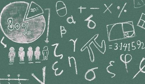 Najteža matematika, srpski lošiji nego lane 8