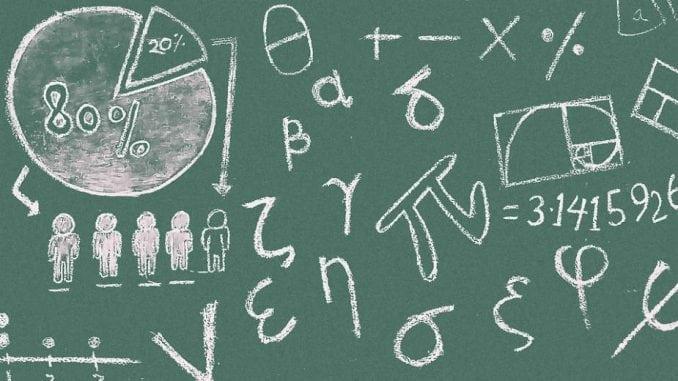 Najteža matematika, srpski lošiji nego lane 1