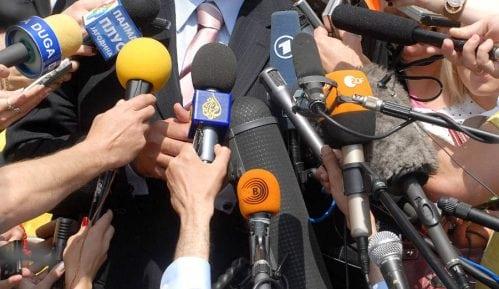 Uhapšeno šestoro novinara u Belorusiji 6