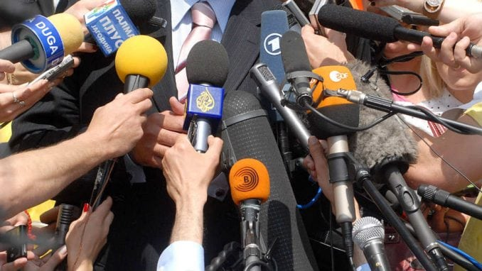 UNV zahteva uključenje u izradu Medijske strategije 1