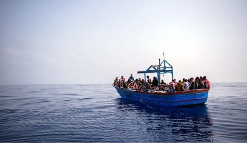 "Brod ""Alan Kurdi"" spasao 78 migranata kod libijske obale 12"