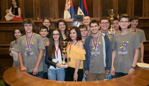 Matić: Srbija nema vrednijeg resursa od naše talentovane dece 10