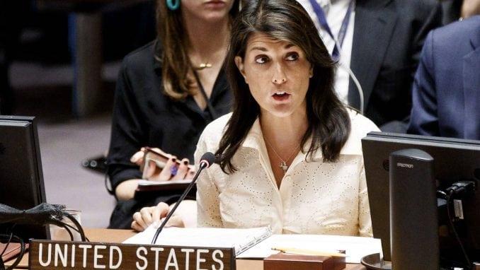 Hejli: SAD se povlače iz Saveta UN za ljudska prava 4