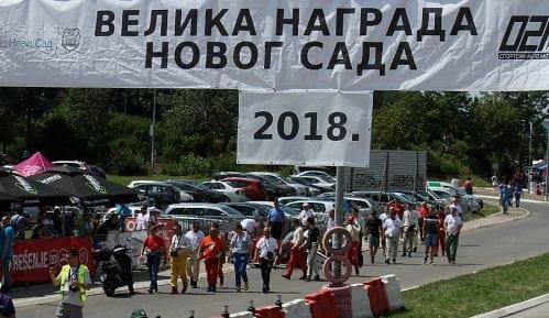 Završena trka na Mišeluku u Novom Sadu 13