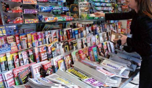 Raskrikavanje: Na naslovnicama pet novina blizu 1.200 lažnih i neutemeljenih vesti u 2020. godini 2