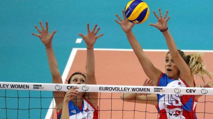 Odbojkašice Srbije pobedile Južnu Koreju 1