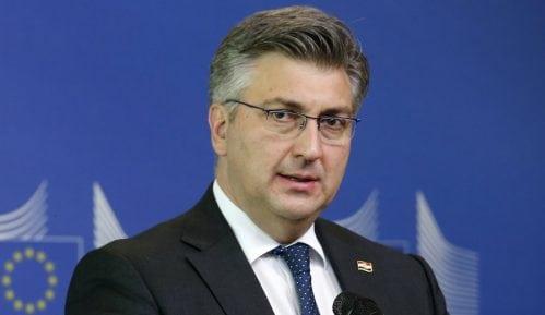 Plenković osudio poruke mržnje upućene Miloradu Pupovcu 4