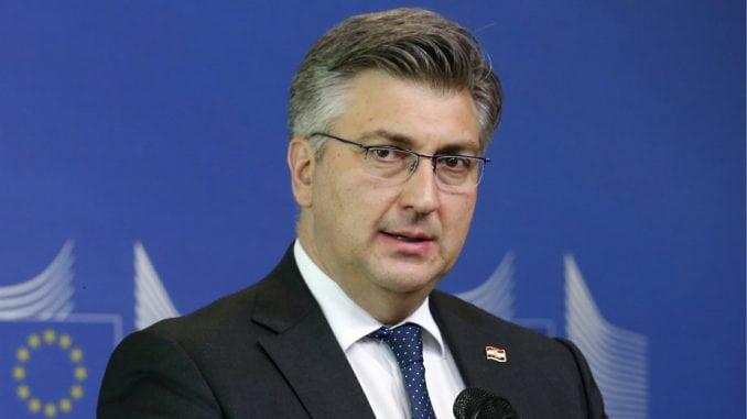 Plenković očekuje ostavku državnog tužioca zbog članstva u masonima 2