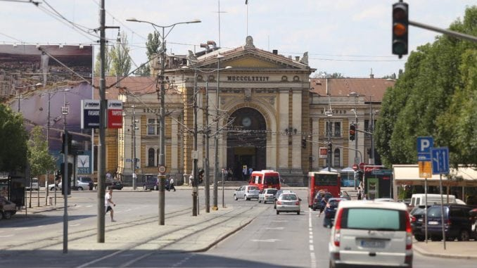 Izmeštanje glavne železničke stanice u Beogradu 3