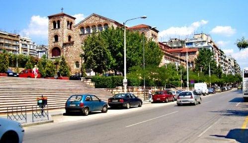 Solun: Sudario se autobus sa srpskim turistima, nema povređenih 7