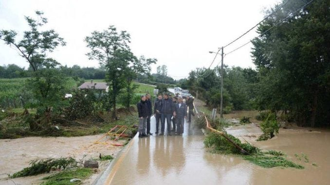 Stefanović: Ne postoji bojazan od poplava iz 2014. godine, ali smo oprezni 1