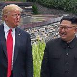 Tramp čestitao rođendan Kimu? 12