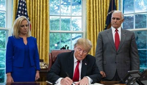 Tramp: Uredba koja garantuje da se neće razdavajati migrantske porodice 8