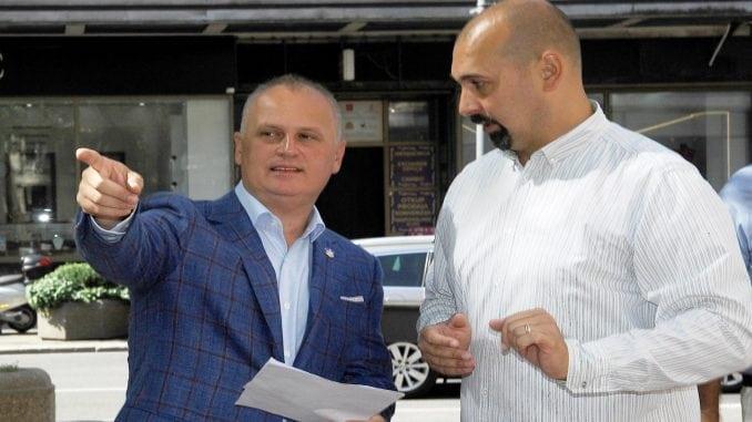 Mondijal na Trgu Nikole Pašića preko video bima 1