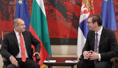 Vučić i Radev: Odnosi Srbije i Bugarske sve bolji 6