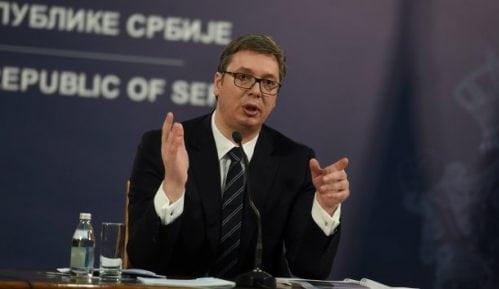 Vučić: Probaćemo da izvučemo remi u pregovorima sa Prištinom 10