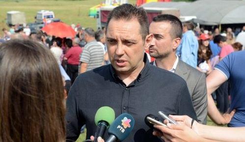 Vulin: Nikome sem Srbiji nije u interesu da se reši pitanje KiM 4