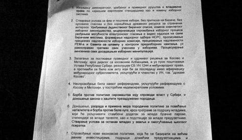 Beograd ne može dati Kosovu članstvo u UN 1
