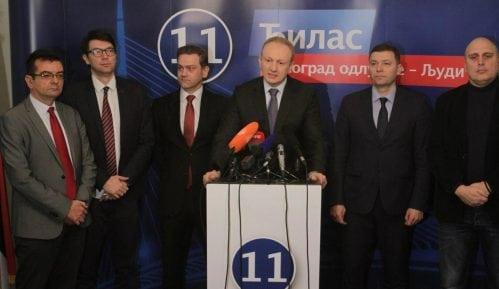 U sredu novi sastanak budućih članica Saveza za Srbiju 11