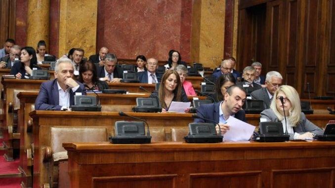 Ljajić: Poslanici SDPS za smenu Radete 3