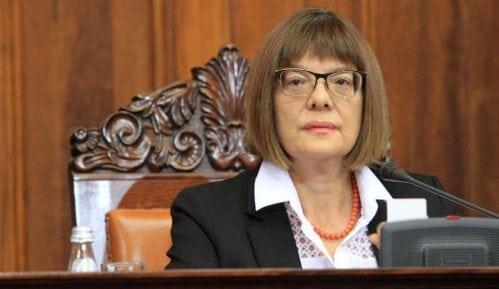Stamenković: Maja Gojković glumi velikog brata 9
