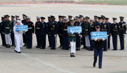 Pjongjang predao posmrtne ostatke vojnika SAD 7