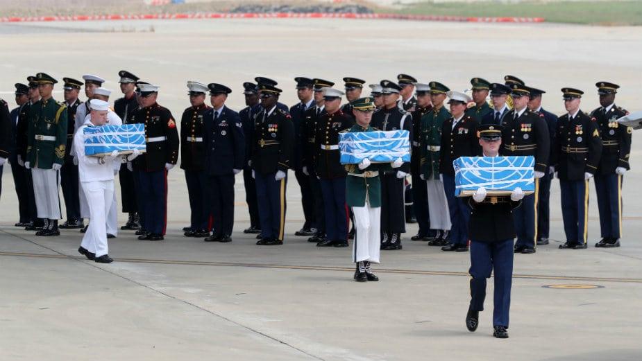 Pjongjang predao posmrtne ostatke vojnika SAD 1