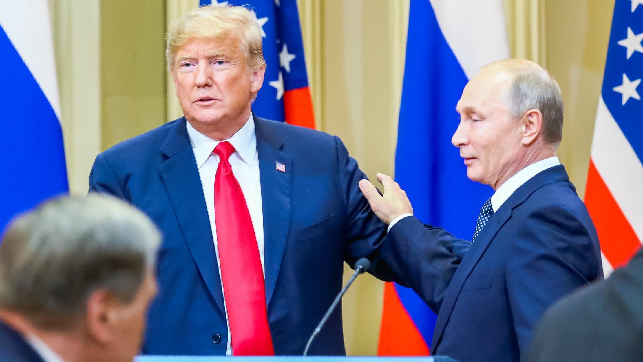 Nelagoda zbog Trampovog poziva Putinu da poseti SAD 1