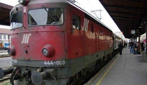 Oko 80 odsto srpskih vozova svakodnevno kasni 12
