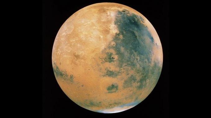 Pronađeni dokazi o mogućem postojanju tekuće vode na Marsu 3