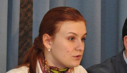 Marija Butina: Voli Trampa i Rusiju