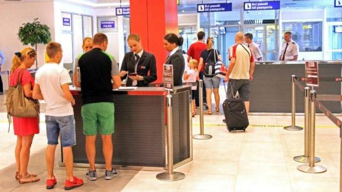 Beogradski aerodrom najsporije raste u regionu 3