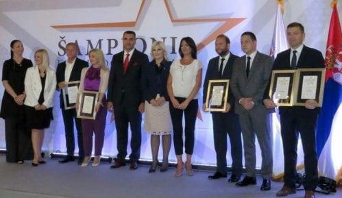 Burna reakcija ministarke Mihajlović na nagrade Šapcu 14