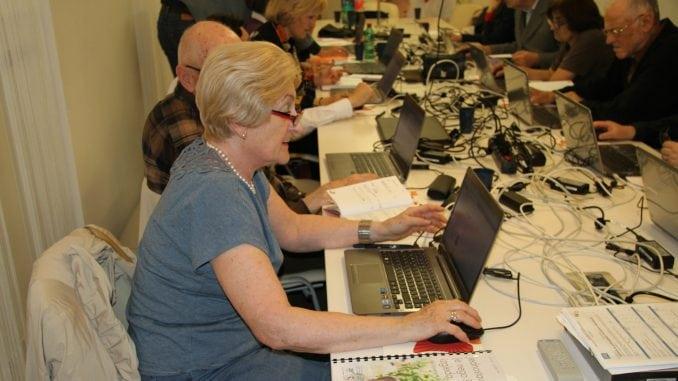 Besplatna digitalna radionica za starije 11. jula 1