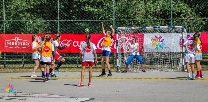 Finale 5. Sportskih igara mladih od 23. do 27. jula na Adi 1