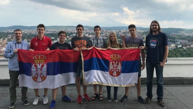 Matematičari ostvarili istorijski uspeh u Rumuniji 4
