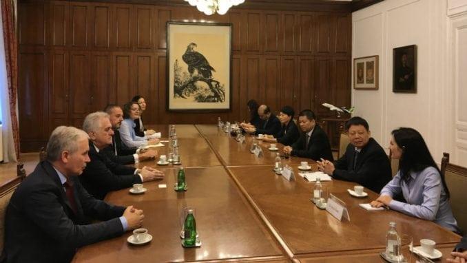 Nikolić: Odnosi sa Kinom veoma dobri 4