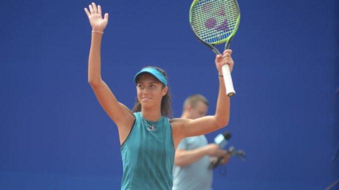 Veliki skok Olge Danilović na WTA listi 1