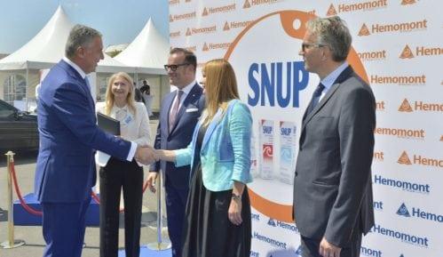 Otvoren pogon SNUP u Crnoj Gori 1