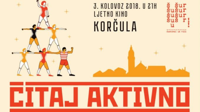 """Šušur! Festival od riči """"Čitaj aktivno!"""" 1"""