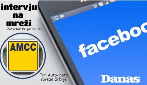 Tim AMSS 19. jula odgovara na pitanja građana na Fejsbuku 3