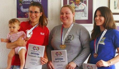 Arunovićevoj zlato u finalu Kupa Srbije 5