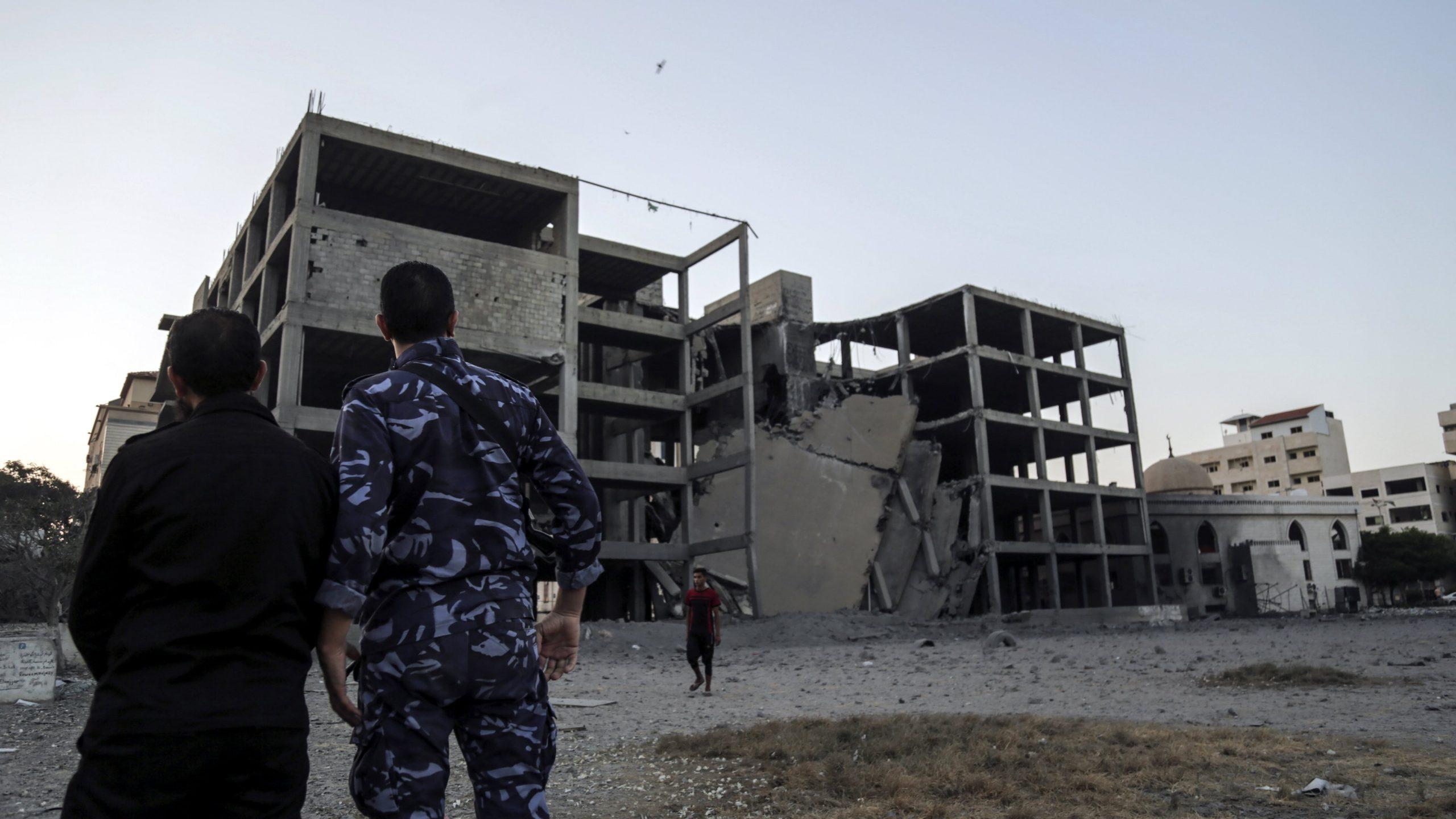 Izrael i Hamas žele da vrate mir u Pojas Gaze 1